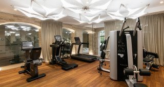 Boutique Hotel Alhambra & Villa Augusta, Fitness & Group Trainings