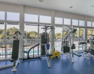 Hotel Aurora, Fitness & Group Trainings