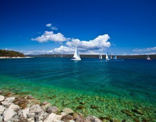 Sailing the Lošinj archipelago