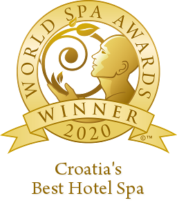 croatias best hotel spa 2020 winner shield gold 256