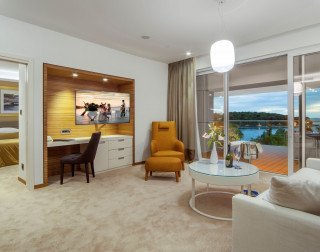 Hotel Bellevue, Executive Suite