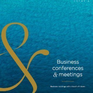 Business conferences & meetings brochure