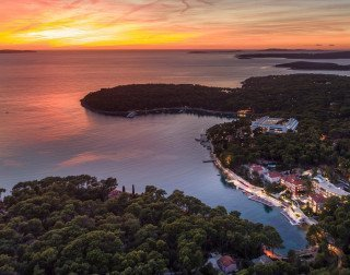 Boutique Hotel Alhambra & Villa Augusta, Sunset Cruise to the island of Susak