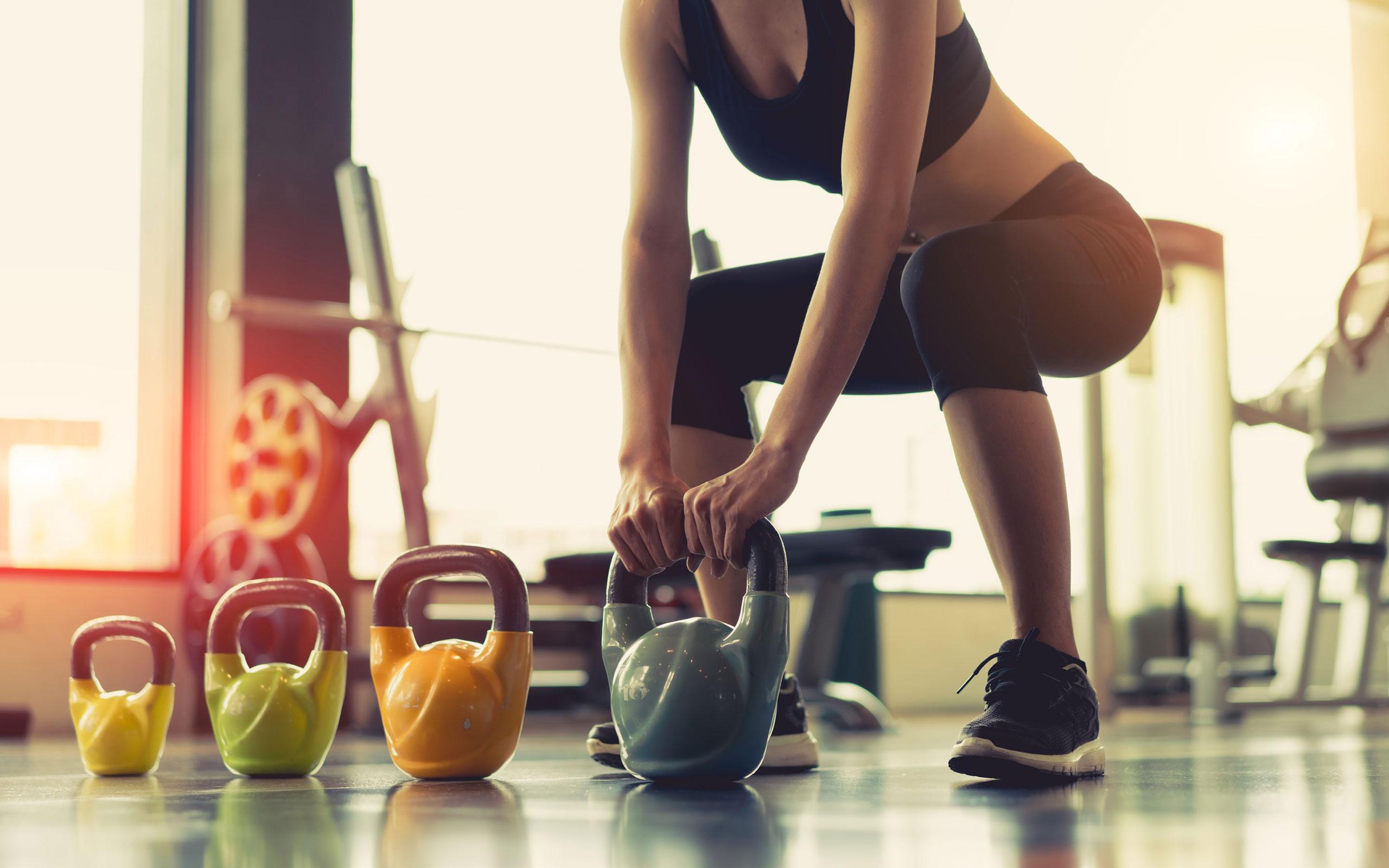 Upoznavanje s fitness trenerom