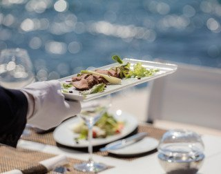 Villa Mirasol, dining offer