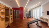 Villa Mirasol gym and finnish sauna