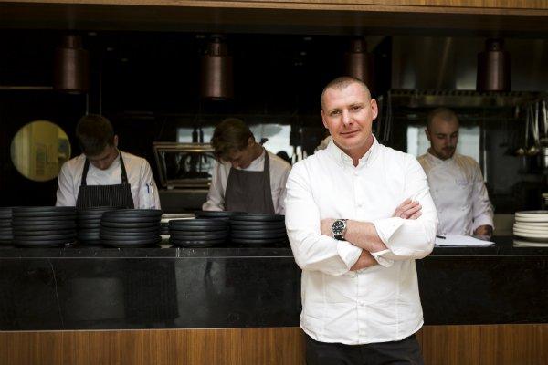Saša Pribičević, chef restorana Matsunoki